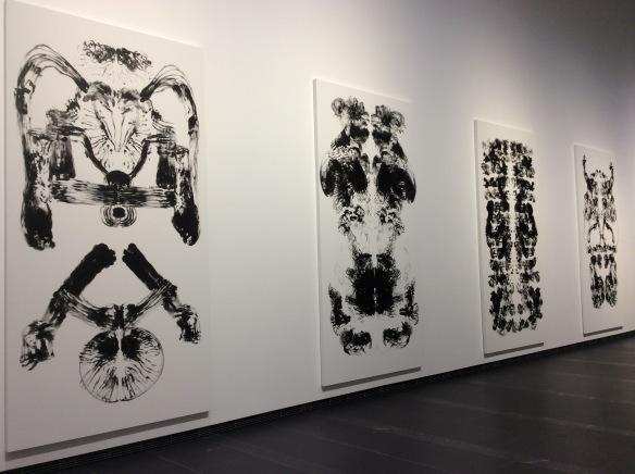 Mark Wallinger: id-maalauksia